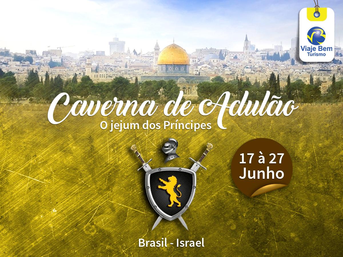 CAVERNA DE ADULÃO 2017