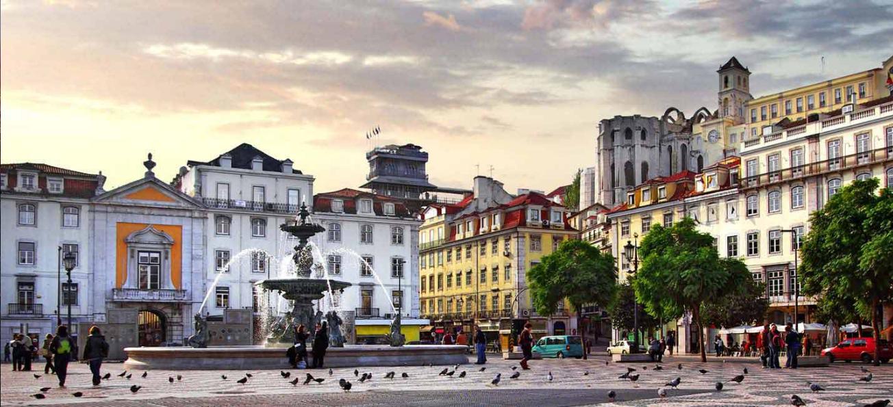 Pacote para Lisboa