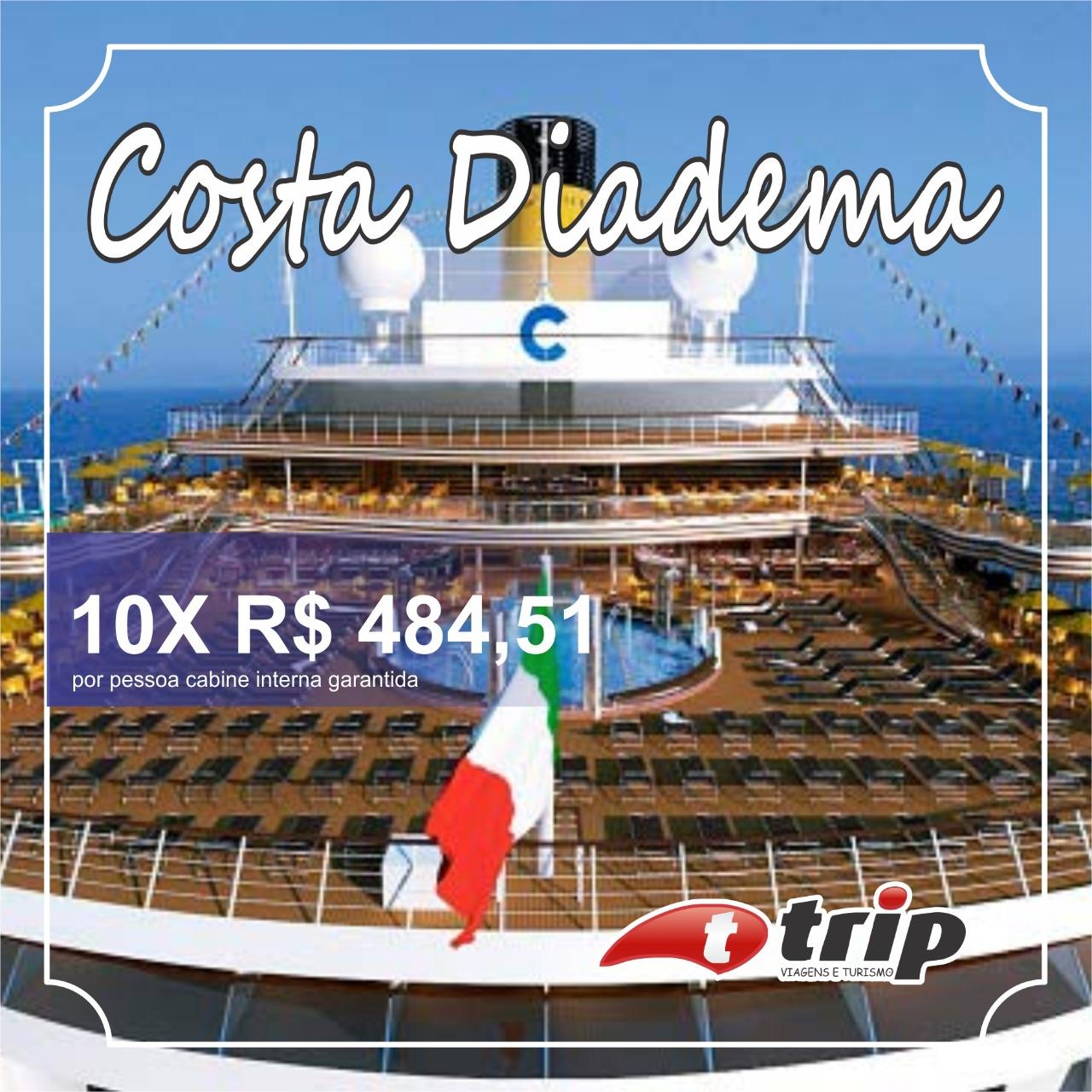 Promoção Costa Diadema