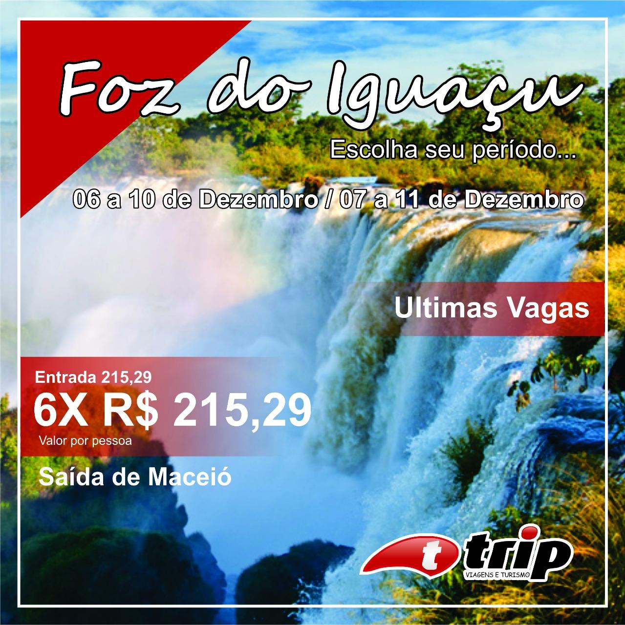 Promoção Foz do Iguaçú