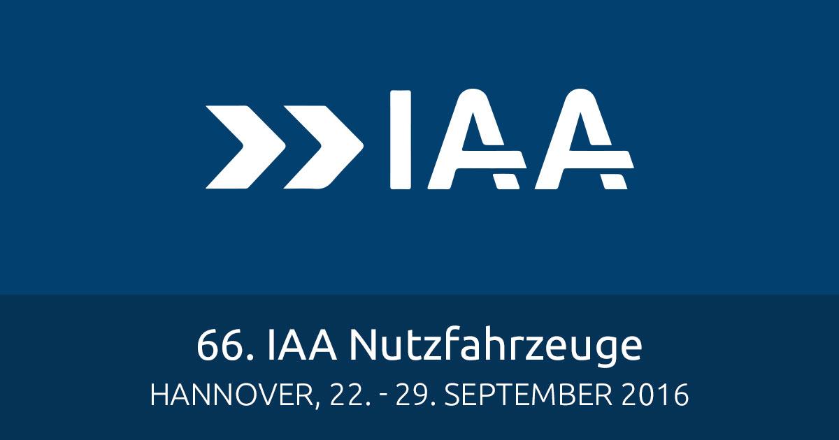 FEIRAS E EVENTOS | Salão do Automóvel de Hannover - Feira IAA - Alemanha | Setembro 2016