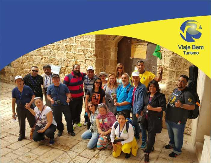 GRUPO DE LOUVOR ISRAEL - 2016