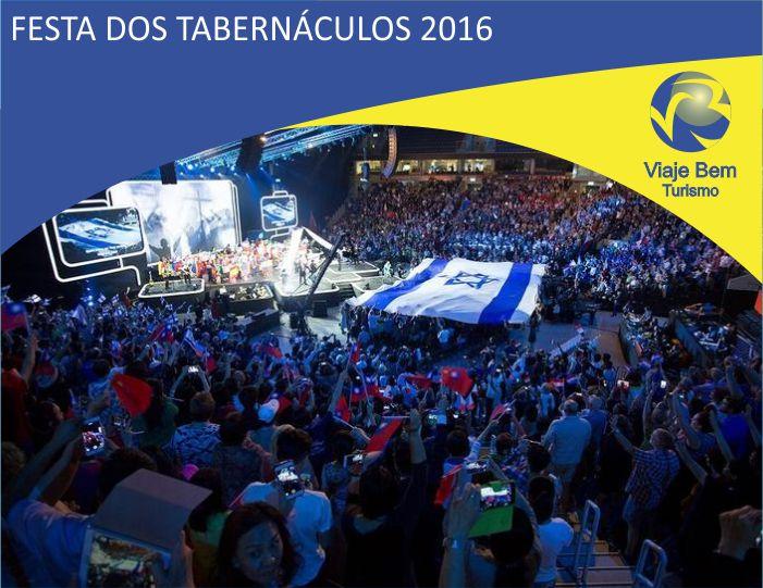 Festa dos Tabernáculos 2016