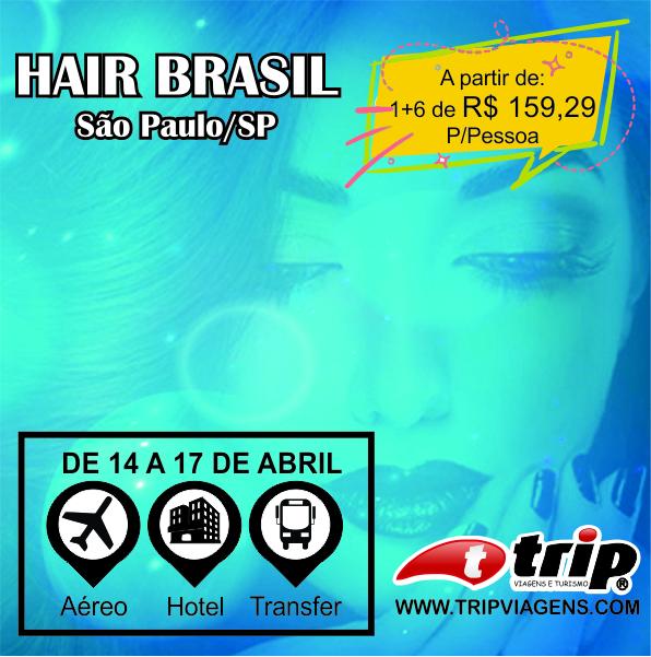 Hair Brasil 2018