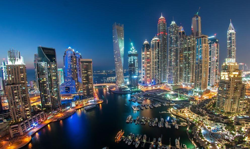 Pacote para Dubai