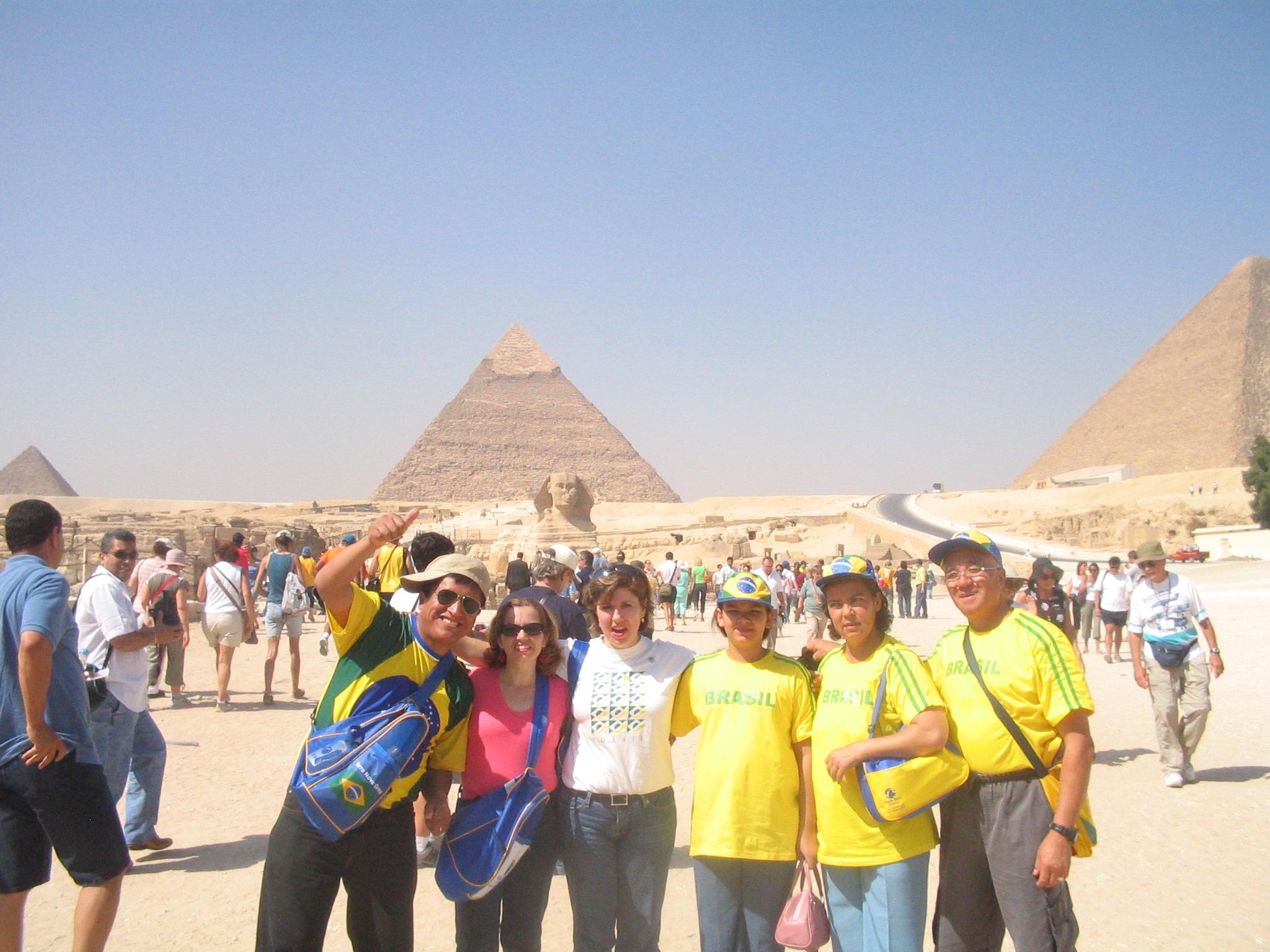 GRP LOUVOR - EGITO E ISRAEL